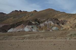 Farbe in der Wüste