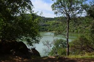 "Clear Lake, Blick vom ""Premium Platz"""